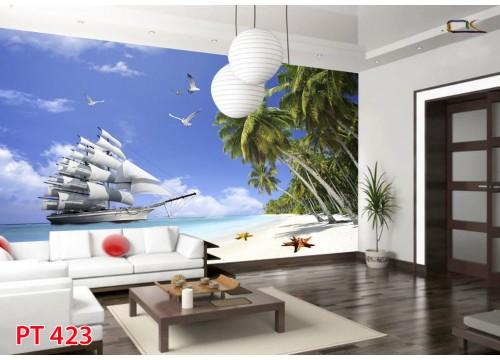 Tranh Cảnh Biển CB423