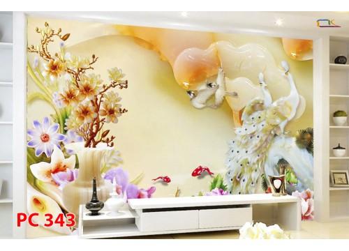 Tranh Giả Ngọc ND343