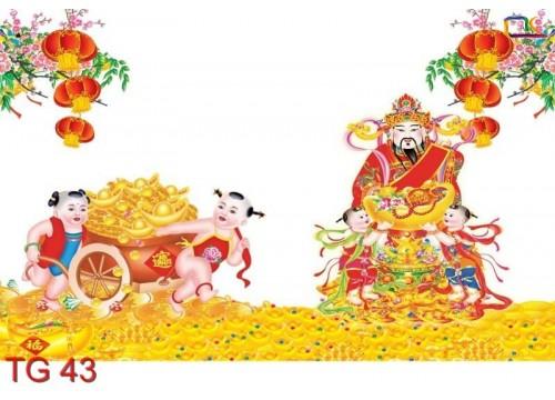 Tranh Tôn Giáo TG43