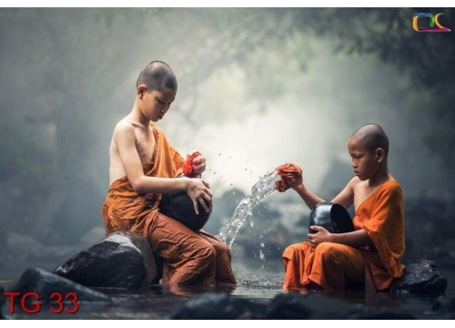 Tranh Tôn Giáo TG33