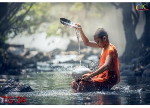 Tranh Tôn Giáo TG34