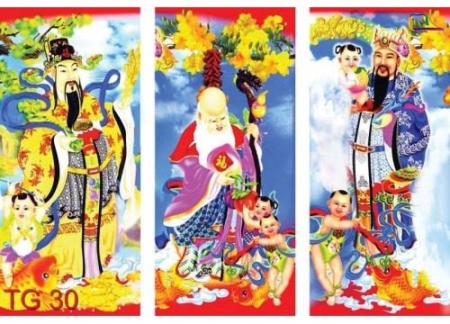 Tranh Tôn Giáo TG30