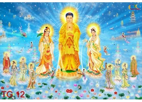Tranh Tôn Giáo TG12