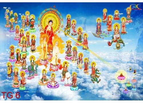 Tranh Tôn Giáo TG6