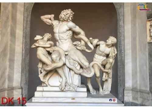 Tranh Điêu khắc ĐK15