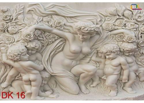 Tranh Điêu khắc ĐK16