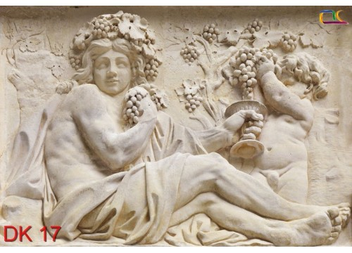 Tranh Điêu khắc ĐK17