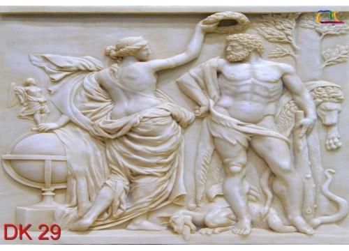Tranh Điêu khắc ĐK29
