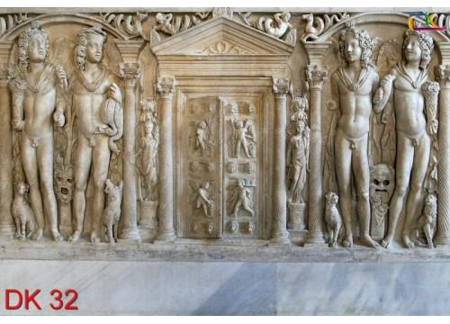 Tranh Điêu khắc ĐK32