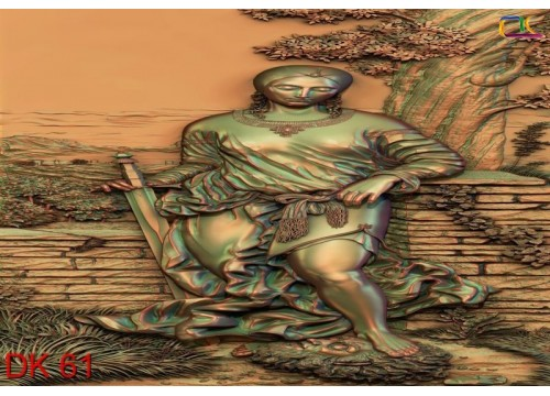 Tranh Điêu khắc ĐK61