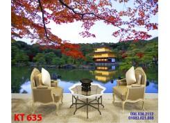 Tranh Kiến Trúc KT635