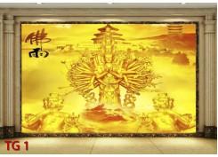 Tranh Tôn Giáo TG1