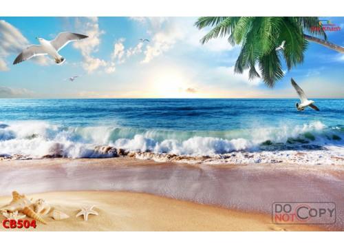 Tranh Cảnh Biển CB504
