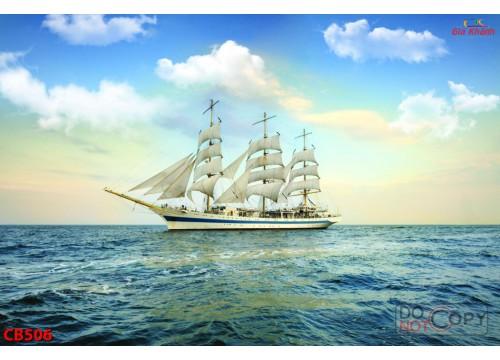 Tranh Cảnh Biển CB506