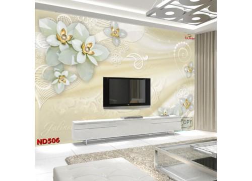 Tranh Giả Ngọc ND506