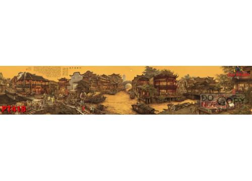 Tranh Phong Thủy PT418