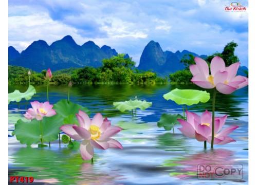 Tranh Phong Thủy PT419