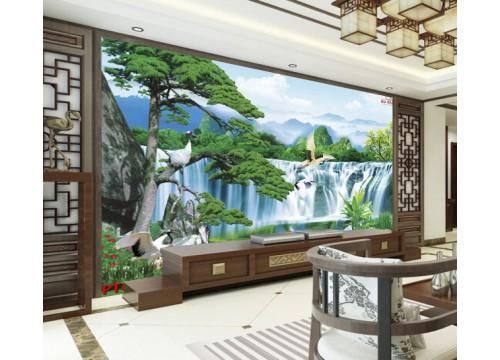 Tranh Phong Thủy PT422