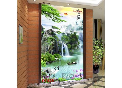 Tranh Phong Thủy PT423
