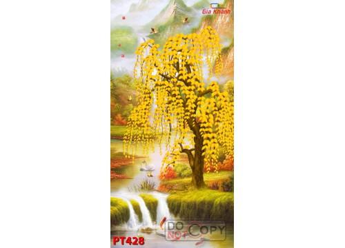 Tranh Phong Thủy PT428