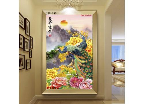 Tranh Phong Thủy PT429