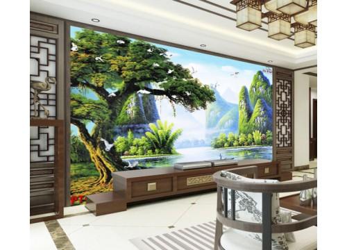 Tranh Phong Thủy PT451