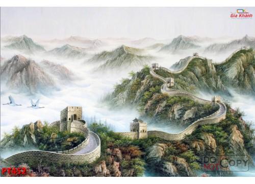 Tranh Phong Thủy PT452