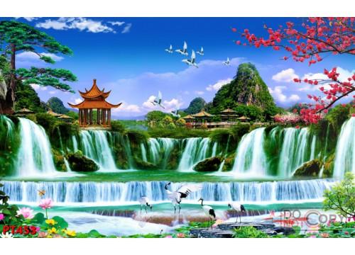 Tranh Phong Thủy PT453