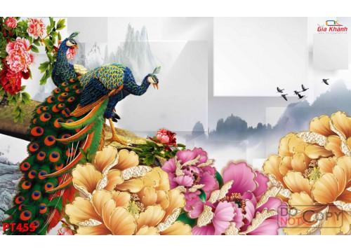 Tranh Phong Thủy PT455
