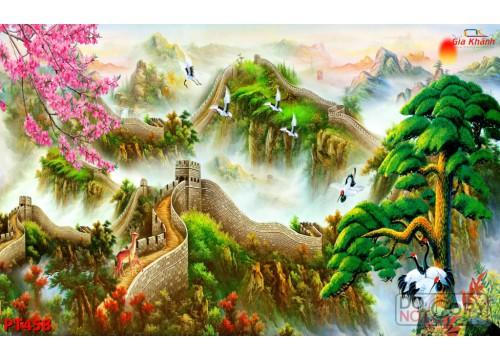 Tranh Phong Thủy PT458