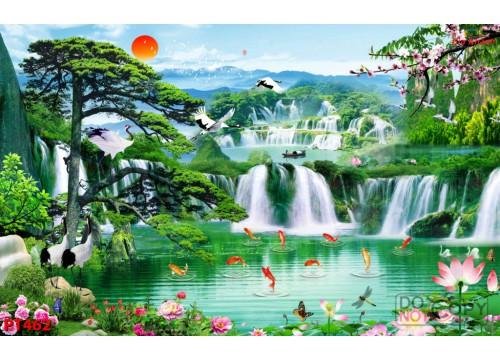Tranh Phong Thủy PT462