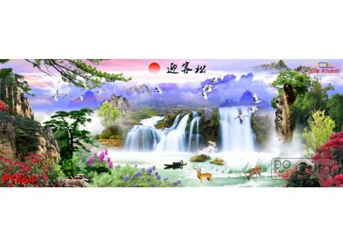 Tranh Phong Thủy PT464