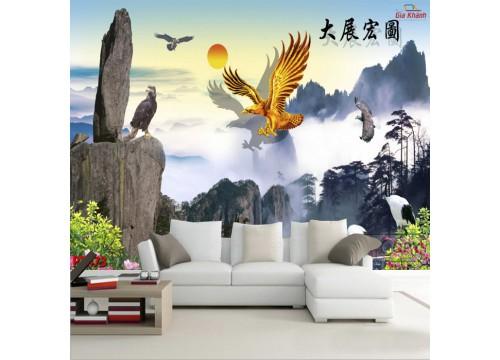 Tranh Phong Thủy PT473