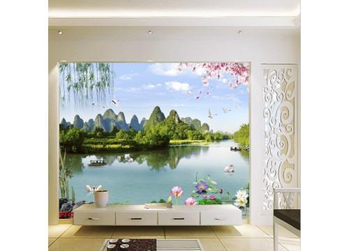 Tranh Phong Thủy PT476