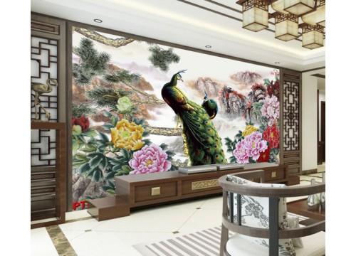 Tranh Phong Thủy PT481