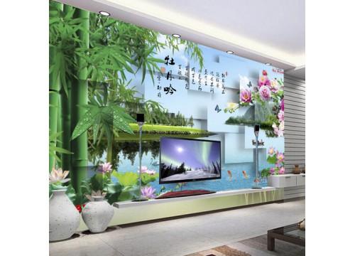 Tranh Phong Thủy PT482
