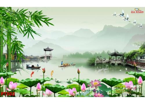Tranh Phong Thủy PT502