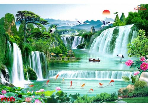 Tranh Phong Thủy PT503