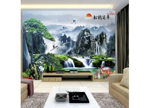Tranh Phong Thủy PT504