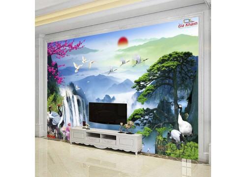 Tranh Phong Thủy PT506