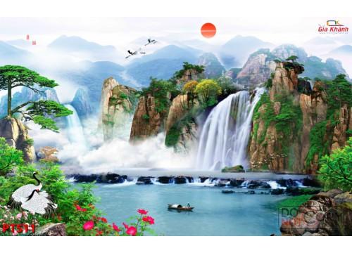 Tranh Phong Thủy PT511