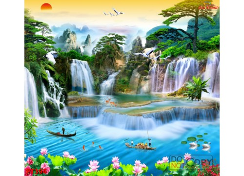 Tranh Phong Thủy PT394