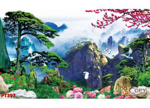 Tranh Phong Thủy PT397