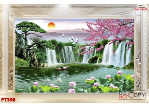 Tranh Phong Thủy PT398