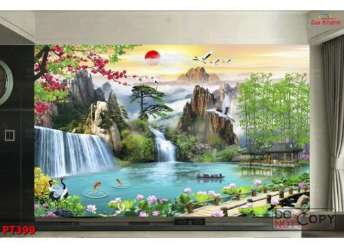Tranh Phong Thủy PT399