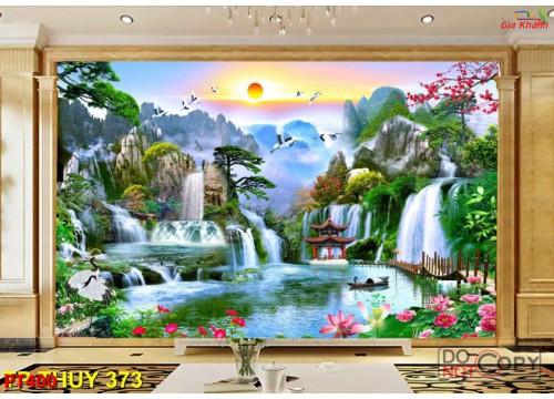 Tranh Phong Thủy PT400