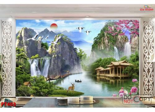 Tranh Phong Thủy PT403