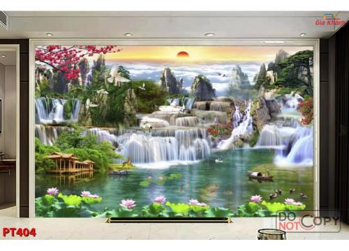 Tranh Phong Thủy PT404