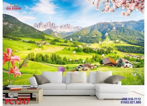 Tranh Phong Cảnh PC1247