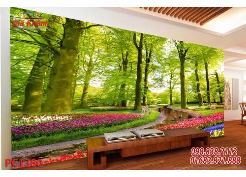Tranh Phong Cảnh PC1380